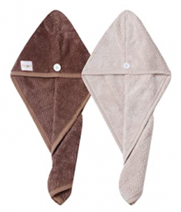 Microfiber towels for curly hair M-bestl