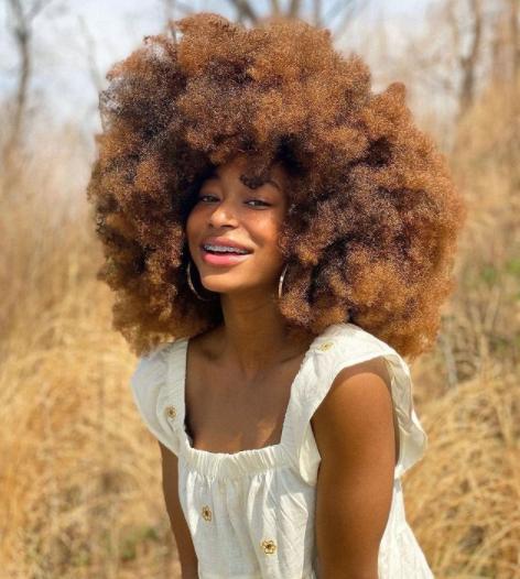 No-heat natural hair styles