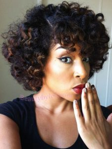 bantu knot out Beautybylee.com