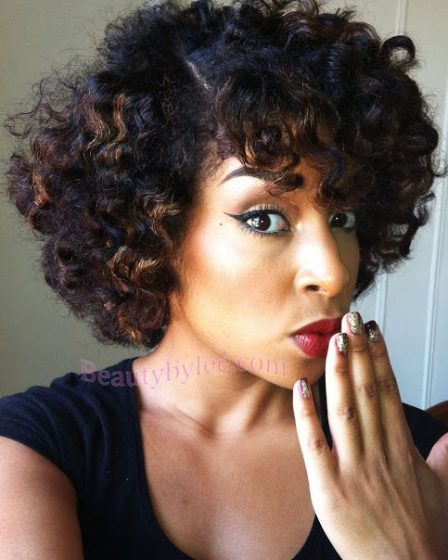 bantu knot out Beautybylee.com