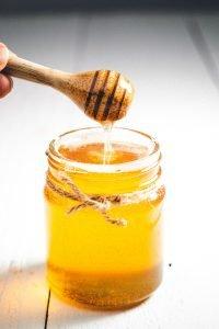 color natural hair honey