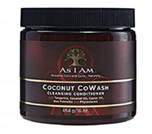 Cleansing Conditioners for curly hair As I Am Coconut CoWash