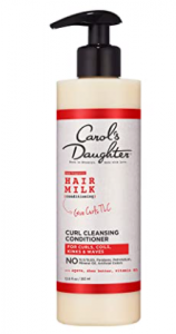 Cleansing Conditioners for curly hair Carol's Daughter