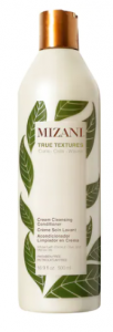 Cleansing Conditioners for curly hair Mizani