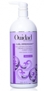 Cleansing Conditioners for curly hair Ouidad