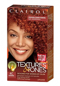 best box dyes for natural hair clairol texture and tones