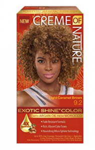best box dyes for natural hair creme of nature exotic shine