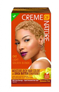 best box dyes for natural hair creme of nature moisture rich