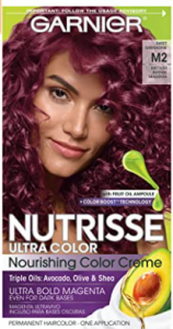 best box dyes for natural hair garnier nutrisse ultra color nourishing