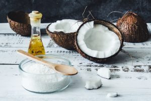diy hair detangler coconut oil