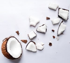what is a hot oil treatment coconut oil