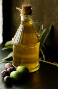 what is a hot oil treatment olive oil