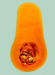 benefits of vitamin A for hair butternut squash