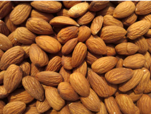 benefits of vitamin E for hair almonds