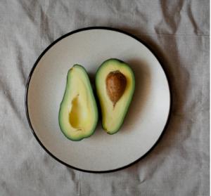 benefits of vitamin E for hair avocado