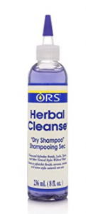 dry shampoo ORS