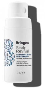 dry shampoo briogeo
