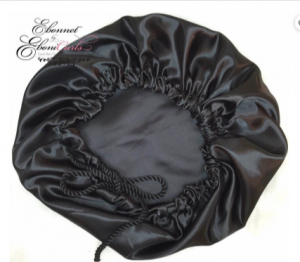 best silk hair cap for sleeping EboniCurls
