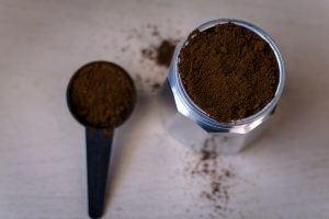 diy dry shampoo for dark hair cocoa powder