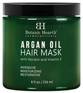hair mask with vitamin E botanic hearth