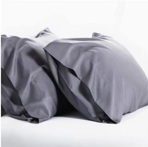 polyester satin pillowcase for curly hair - Bedsure bamboo