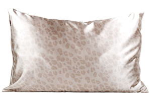 polyester satin pillowcase for curly hair - Kitsch