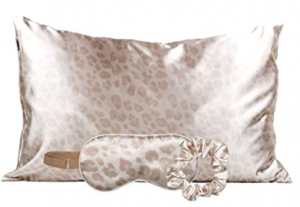 polyester satin pillowcase for curly hair - Kitsch bundle