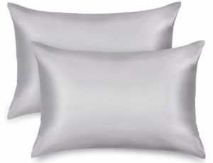polyester satin pillowcase for curly hair - ZAMAT