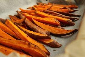 vitamin A foods sweet potatoes