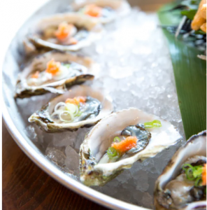 vitamin E foods oysters