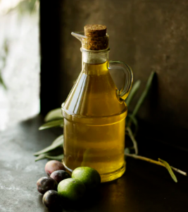 vitamin E oil olive oil
