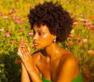 Afro hair textures @jadenikaylah
