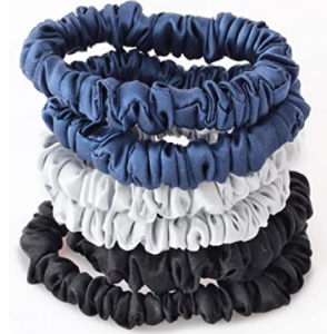 Best silk scrunchie for hair No More Kinks
