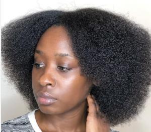Natural Hair Styles @essie__n 2