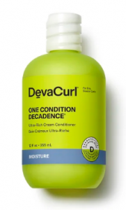 best conditioner for curly hair DevaCurl Decadence