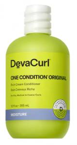 best conditioner for curly hair DevaCurl Original