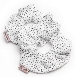 best microfiber scrunchies for curly hair Kitsch