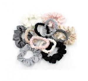 best silk hair scrunchies
