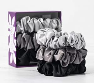 best silk scrunchies for hair Mulberry Park