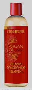 conditioner for curly frizzy hair Creme of Nature
