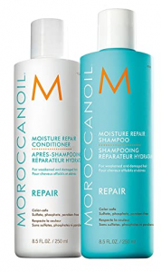 conditioner for curly frizzy hair MoroccanOil moisture repair