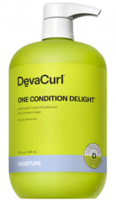 lightweight conditioner for curly hair DevaCurl Delight