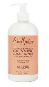 moisturizing conditioner for natural hair SheaMoisture