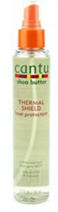 restore natural curl pattern cantu heat protectant