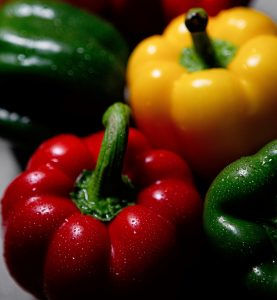 vitamin C foods bell peppers