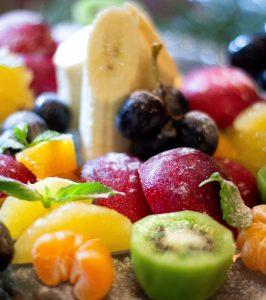 what foods have vitamin C fruit salad