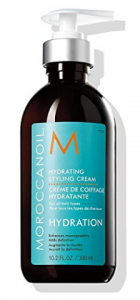 best transitioning natural hair products MoroccanOil