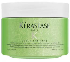 dry scalp hair products Kerastase