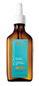 dry scalp hair products MoroccanOil
