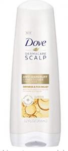 dry scalp shampoo and conditioner Dove